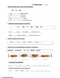 Review worksheet preview