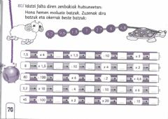 Interactive worksheet Matematika-9-70