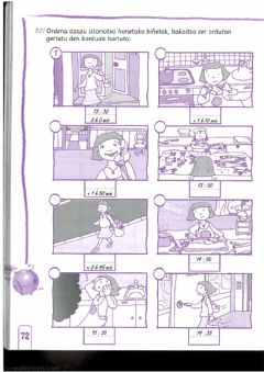 Interactive worksheet Matematika-9-72