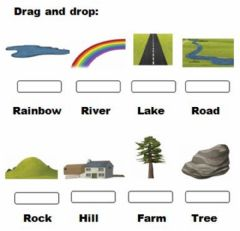 Interactive worksheet Countryside