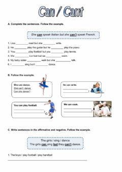 can worksheet preview