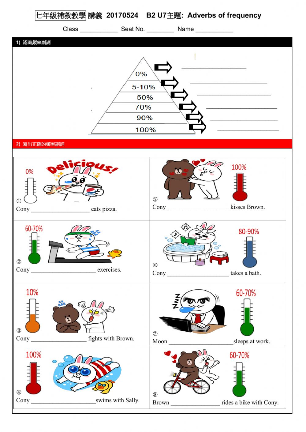 adverbs of frequency online worksheet and pdf Christmas Grinch Clip Art Christmas Grinch Clip Art