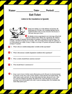 Interactive worksheet EXIT TECKT-1