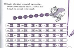 Interactive worksheet Matematika-9-51