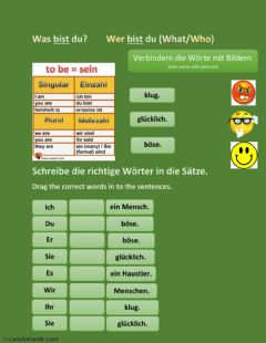 Interactive worksheet Sind