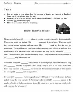 Reading Comprehension Interactive worksheets