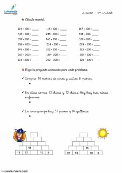 Interactive worksheet Tema 6.6 prim 2