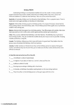 Present Simple Tense  worksheet preview