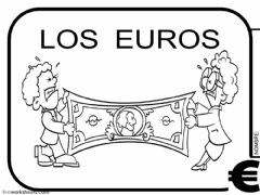 Interactive worksheet LOS EUROS