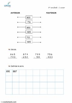 Interactive worksheet Tema 8.1 prim 2