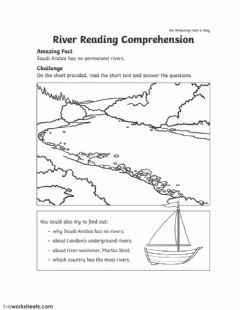 Interactive worksheet Reading Comprehension 3