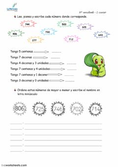 Interactive worksheet Tema 8.3 prim 2