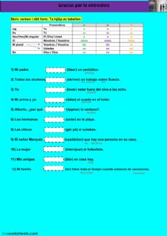 Interactive worksheet Kapitel 1 - Uppgift 6