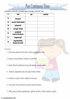 Interactive worksheet Past Simpe Tense (basic)