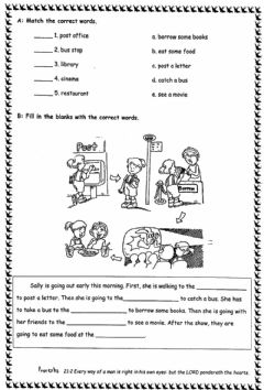 Interactive worksheet Vocabulary worksheet