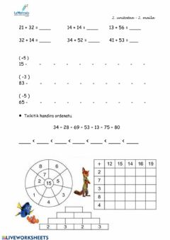 Interactive worksheet 2.4 gaia - LH2