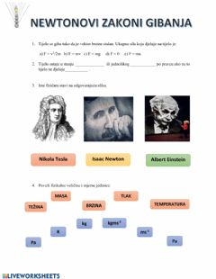 Interactive worksheet Sila 2