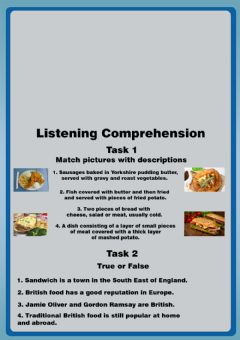 Interactive worksheet -Listening-