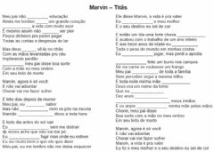 Interactive worksheet Marvin - Pretérito Imperfeito