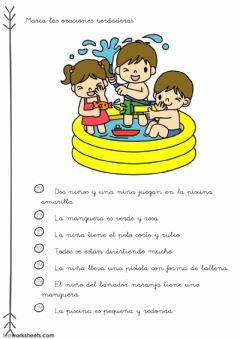 Interactive worksheet Lectura comprensiva 2