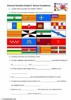 Interactive worksheet SomosCiudadanosF3