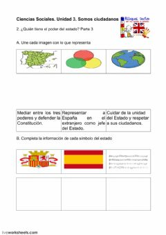 Interactive worksheet somosCiudadanosF4