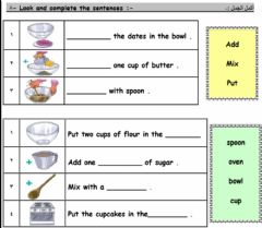Interactive worksheet Vocab practice