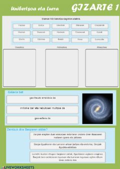 Interactive worksheet G51