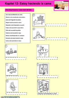 Interactive worksheet Kapitel 12 - uppgift 3 - åk 8