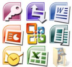 Ficha interactiva Ms office