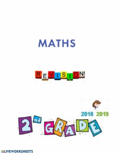 Ficha interactiva PT Maths Revision 1