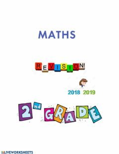 Ficha interactiva PT Maths Revision 2