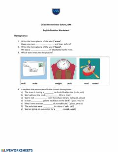 Interactive worksheet Grammar worksheet.