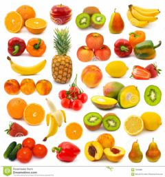 Interactive worksheet Frutas