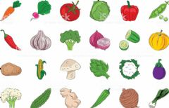 Interactive worksheet Verduras