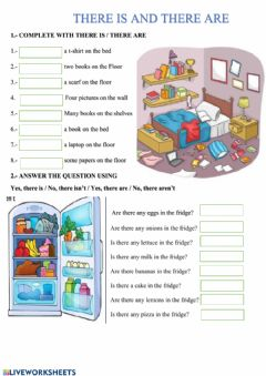Interactive worksheet Students resourse