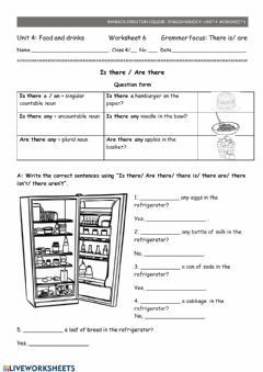 Interactive worksheet unit 4 ws 6