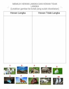 Interactive worksheet Latihan tema 3 subtema 2