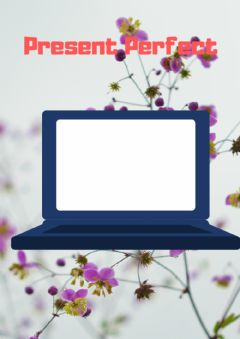 Interactive worksheet present perfect ppt