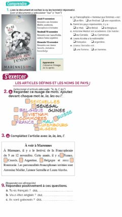 Interactive worksheet Revisions semaine 12 octobre
