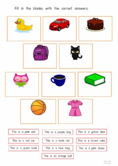 Interactive worksheet Sentences