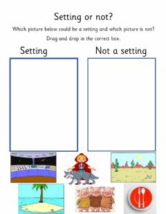 Interactive worksheet Setting or not?