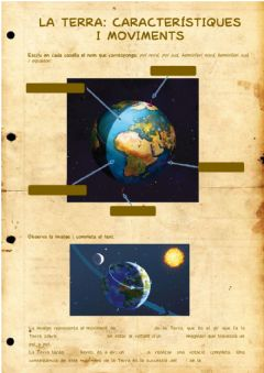 Interactive worksheet La Terra