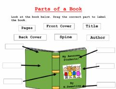 Interactive worksheet Part of a Books