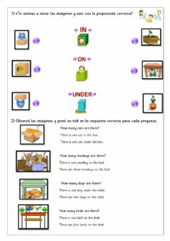 Interactive worksheet Extra 2nd - How many...?