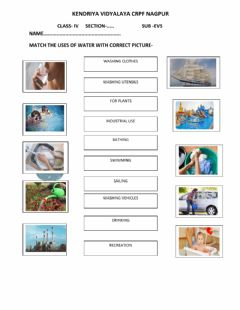 Interactive worksheet A river'stale