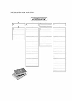 Interactive worksheet Antic Testament