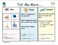 Interactive worksheet Tell Me More 1