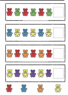 Interactive worksheet Color Patterns Worksheet