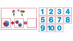 Interactive worksheet Somma entro il 10